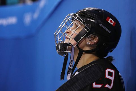 Canada, US prepare for Olympic women's ice hockey quarterfinals