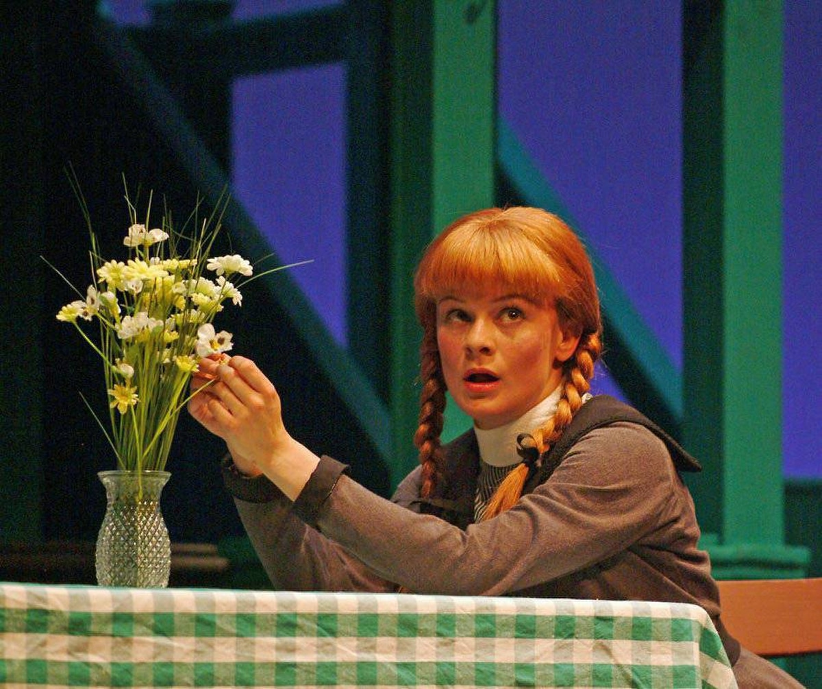 Jennifer Toulmin in Anne of Green Gables in Charlottetown: a perennial favourite.