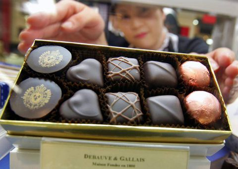 Six top Paris stops for chocolate lovers