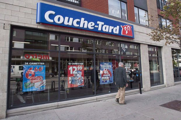 Alimentation Couche-Tard profit misses on lower fuel sales
