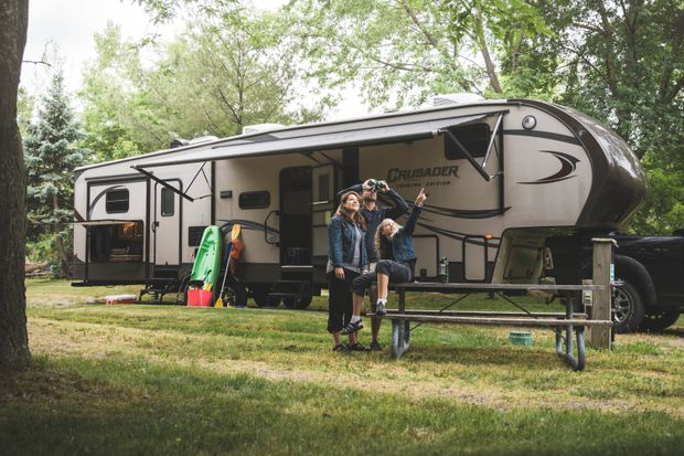 Why young people are driving an RV revolution - The Globe