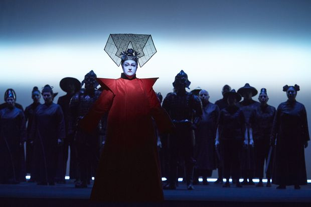 Director Robert Wilson creates a futuristic, minimalist Turandot as Canadian Opera Company's season opener