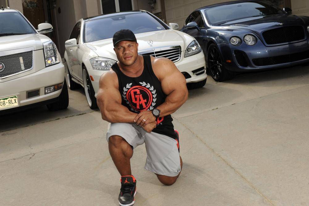 Why Mr Olympia Bought These Tricked Out Souped Up Cars The