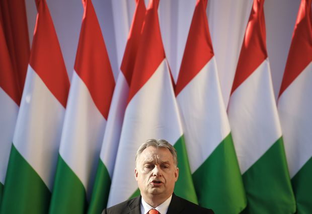 Hungarian PM accuses European lawmakers of insulting Hungary