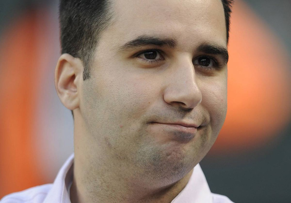 Blue Jays general manager Alex Anthopoulos has added four more people to the American League club's baseball operations department.