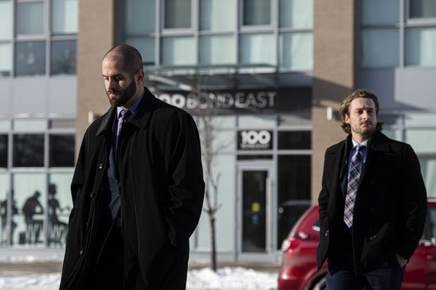 Toronto police officer Michael Theriault tells court he punched Dafonte Miller 'as hard as I could'