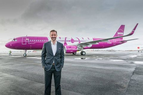 Upstart Icelandic WOW air to offer deep-discount flights out of Toronto, Montreal