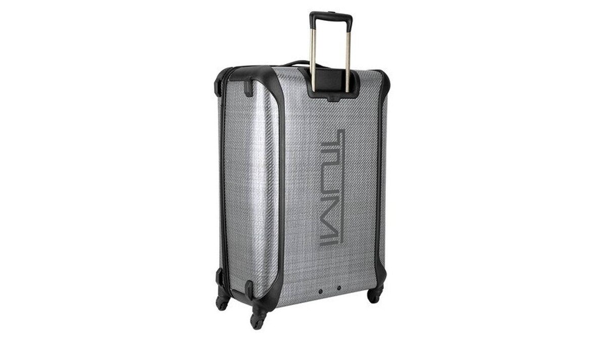 LUGGAGE THAT LASTS Tumi's Tegra-Lite Extended Trip Packing Case is designed for long, bumpy rides. Its shell is made from materials originally designed for race cars. Lightweight and easy to manoeuvre, it is roomy and comes with a removable garment sleeve, interior pockets, and TSA-approved integrated locks. $795 (U.S.); tumi.com