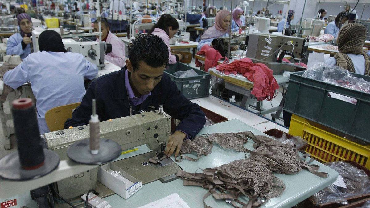 The factory manager, Michel Demurs, worries about the cost of raw material and the impact of last year's Arab Spring, which he says has discouraged some clients. Still, the trend away from China's factories is likely to continue, with production costs in China rising by 20 to 30 per cent over the past two years.