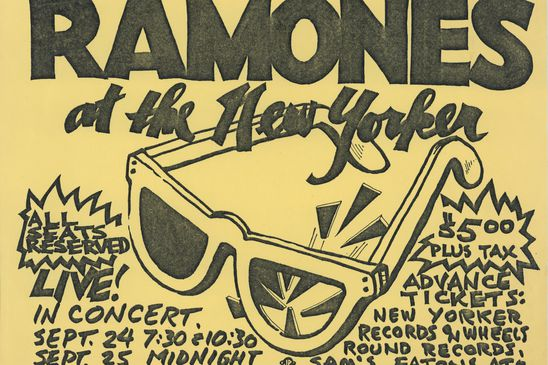 The Flyer Vault chronicles 150 years of Toronto's music scene through a vast collection of posters