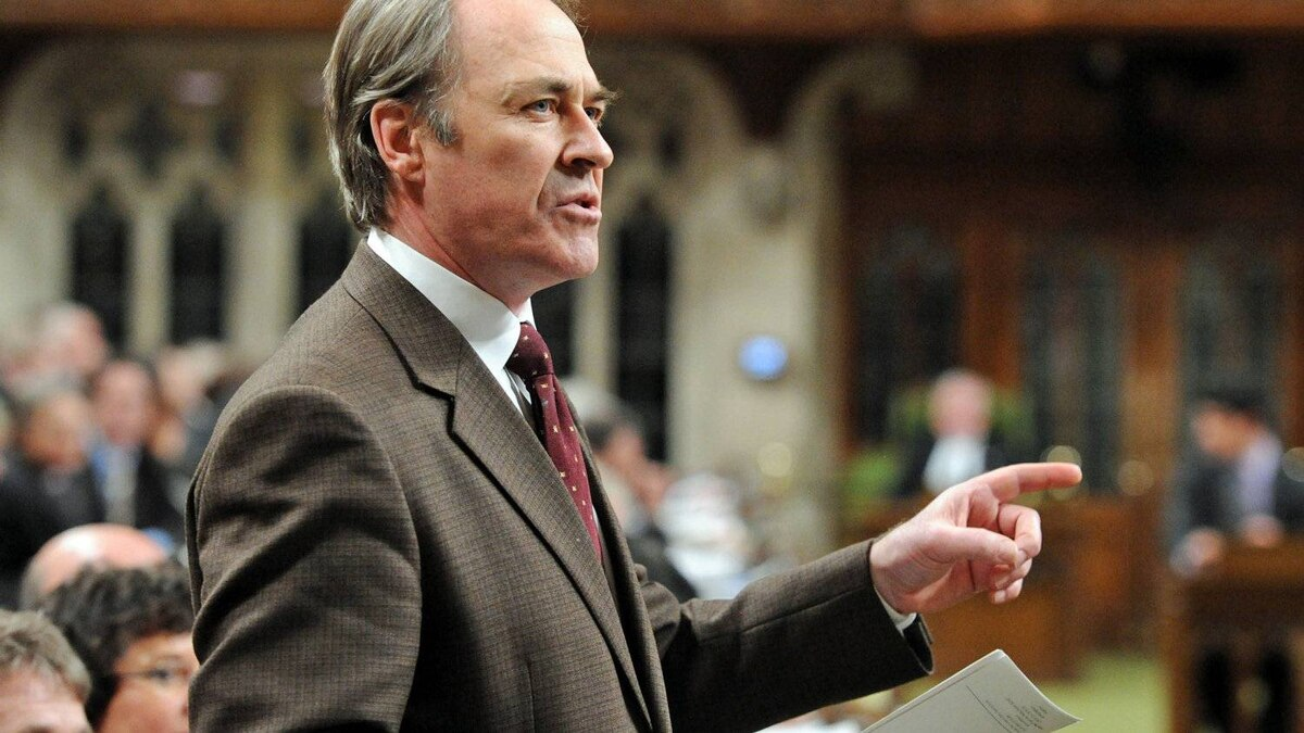 NDP MP Pat Martin speaks during Question Period in the House of Commons on March 7, 2012.