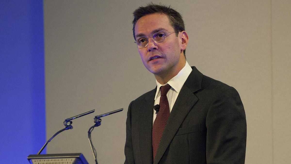 BSkyB chairman James Murdoch speaks at the BSkyB Annual General Meeting at the Queen Elizabeth II Conference Centre in central London November 29, 2011.