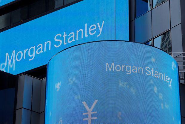 Morgan Stanley beats estimates on higher trading revenue - The Globe