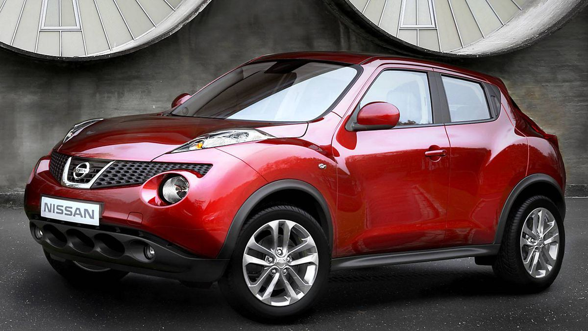2011 Nissan Juke: This Nissan?s love-it-or-hate-it styling grabs plenty of attention. The Juke is also a nimble little car/wagon.