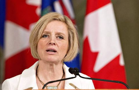 Alberta makes appeal to Ottawa, eastern provinces in Throne Speech