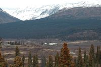 Fortune's Mount Klappan project , which is east of Iskut in a stunning region of Northern B.C.