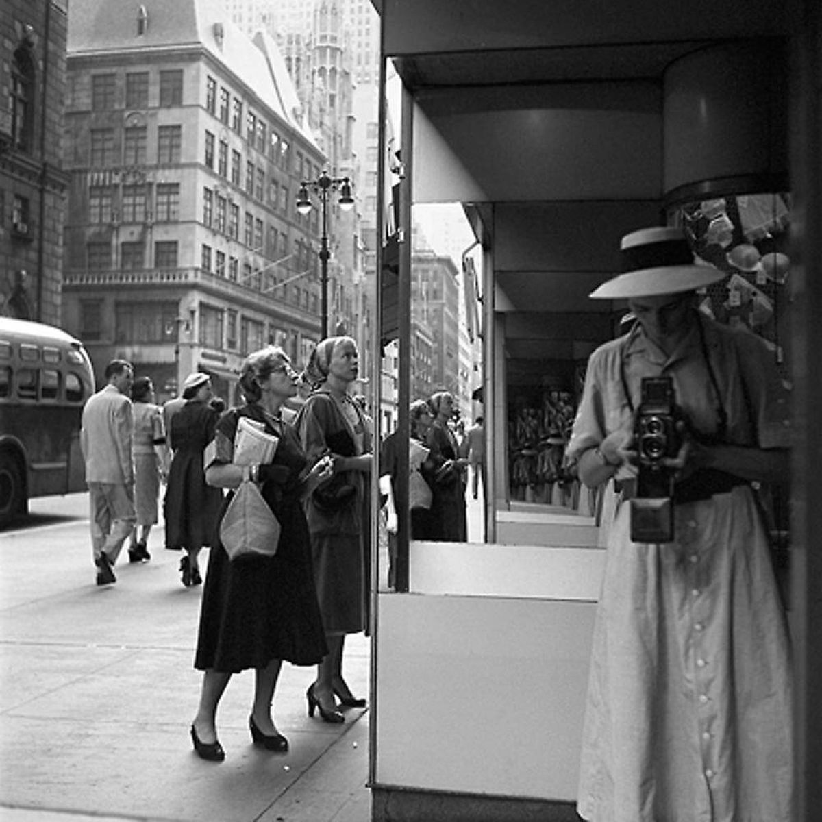 ©Vivian Maier/Maloof Collection