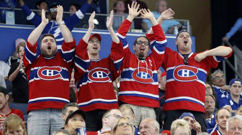 Watching Hockey Games May Be Bad For Your Heart, Study Claims