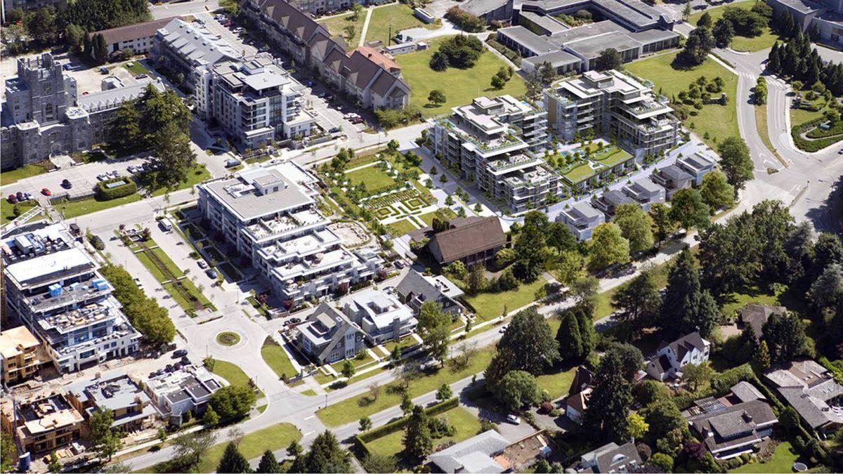 UBC campus,Vancouver.