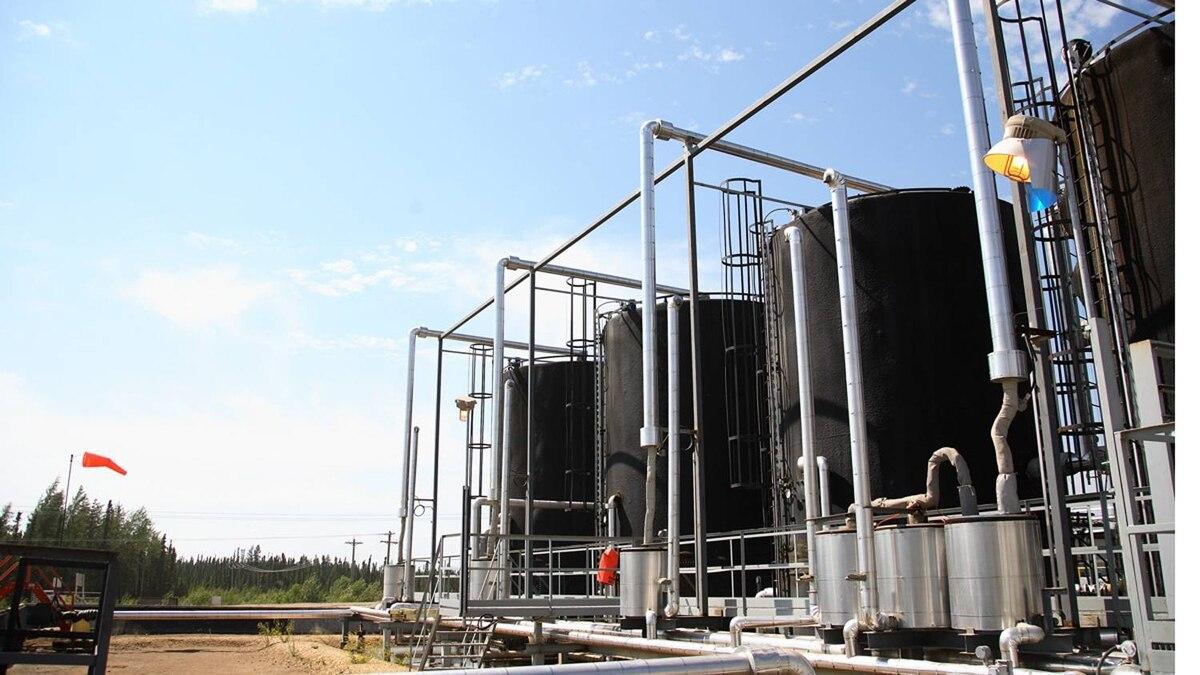 Cenovus Energy's Pelican Lake facility.