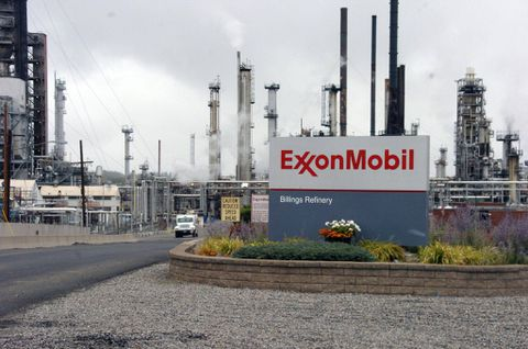 Exxon Mobil Earnings Soar on Tax Benefit Despite Production Decline