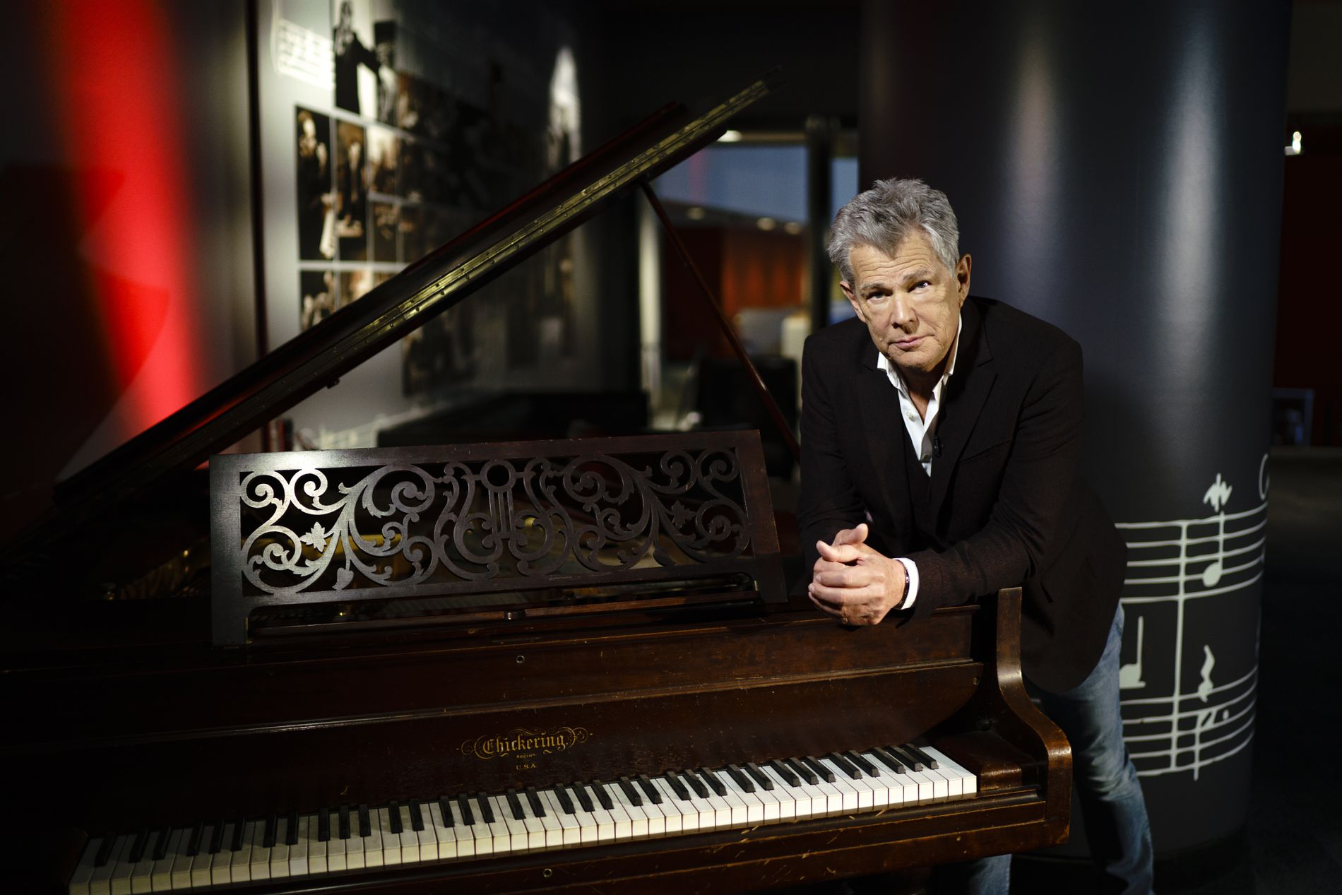 Musical legend David Foster on launching his first-ever tour of Canada