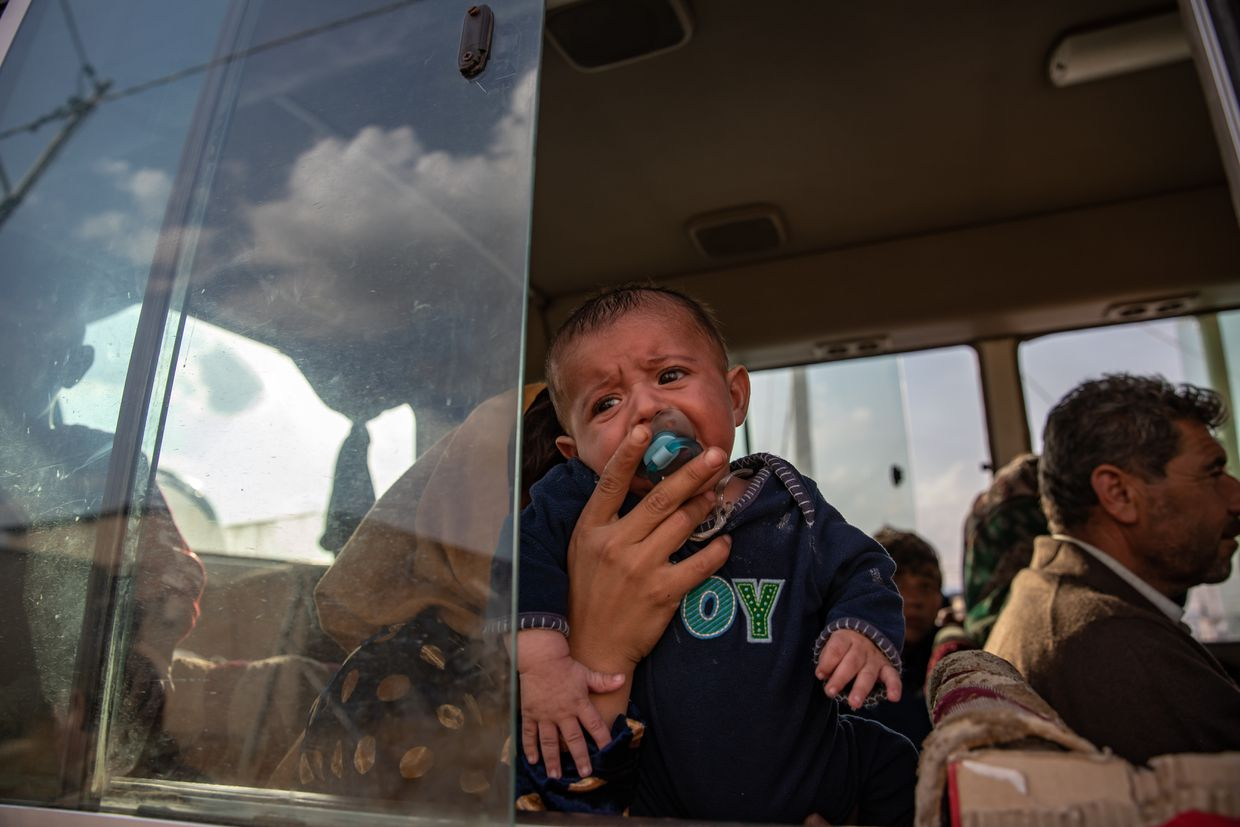 Where the Kurdish road ends: In Iraq and Turkey, The Globe retraces a people's path from hope to betrayal 28