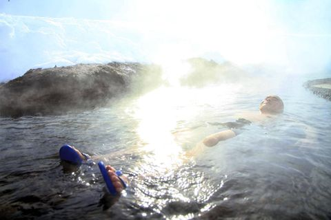 Iceland provides an adventure in introspection