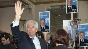 On Saturday, Bloc Québécois Leader Gilles Duceppe worked to win back key election turf in the Quebec City area by ripping into controversial independent incumbent Andre Arthur. He accused Mr. Arthur of making a mockery of the democratic process, noting his high absentee rate in the House of Commons. While serving as an MP, Mr. Arthur moonlighted as a bus driver and recorded commercials for radio. Mr. Arthur has said driving a bus helps him keep in touch with real people and real issues. On a Sunday campaign stop in Sherbrooke, Que., Mr. Duceppe voiced support for a Quebec legislature committee to take a closer look into the safety of asbestos mining.