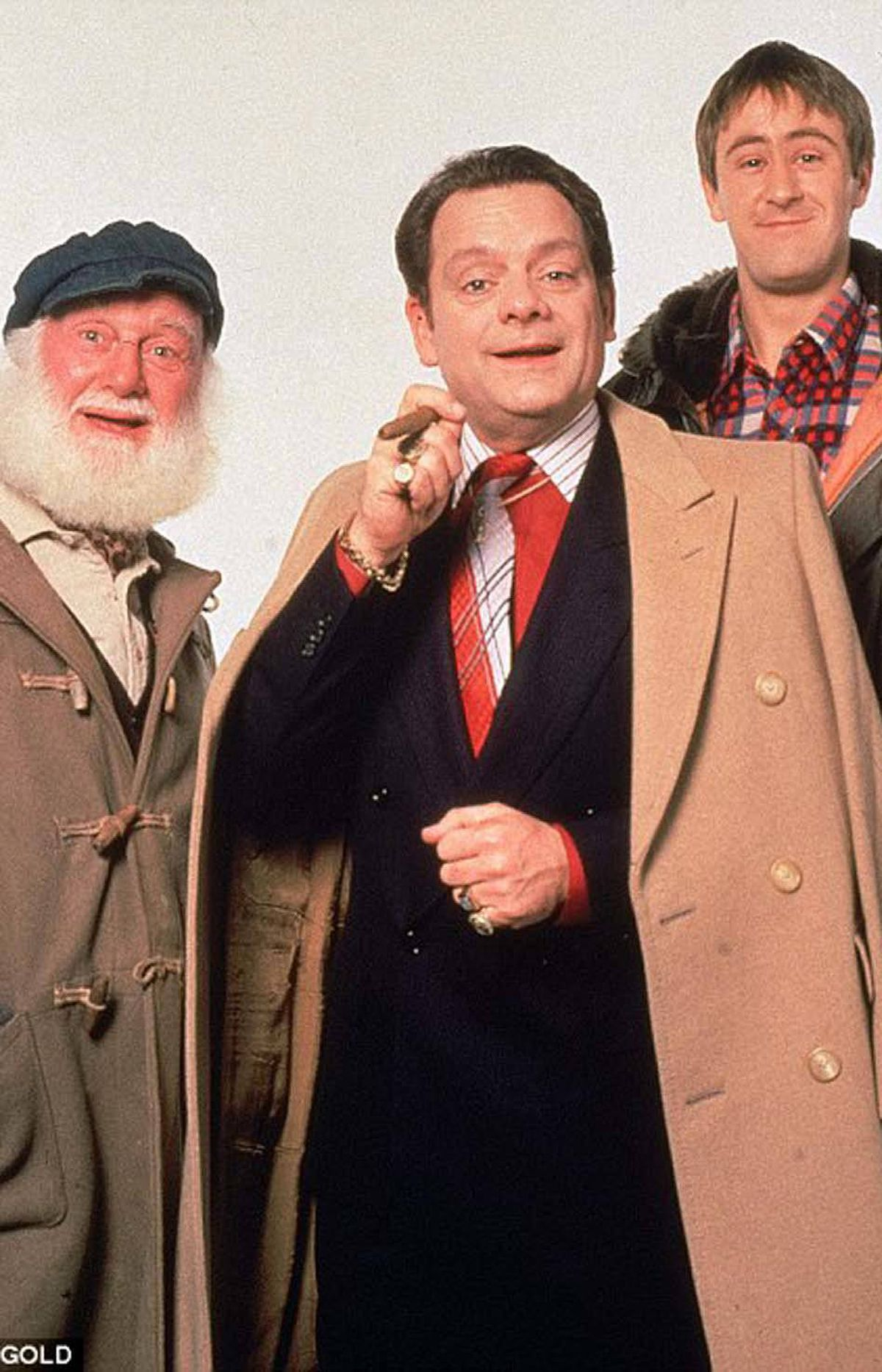 COMEDY Only Fools and Horses Vision, 8:30 p.m. ET/PT Treat yourself to some old-school British TV comedy. First broadcast from 1981 to 1991, this BBC sitcom rides entirely on the performance of David Jason, perhaps better known to viewers as Detective Jack on the crime drama A Touch of Frost. On this show, Jason is the marvellous rapscallion Derek (Del Boy) Trotter, an ambitious market trader forever on the lookout for the big payday. In most episodes, his efforts are waylaid by his dim brother Rodney (Nicholas Lyndhurst). In tonight's third-season outing, Derek delves into the art-dealing world and falls for a lovely woman named Miranda – unaware that she's an undercover detective. Watch your back, mate.