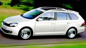 2012 VW Golf Wagon