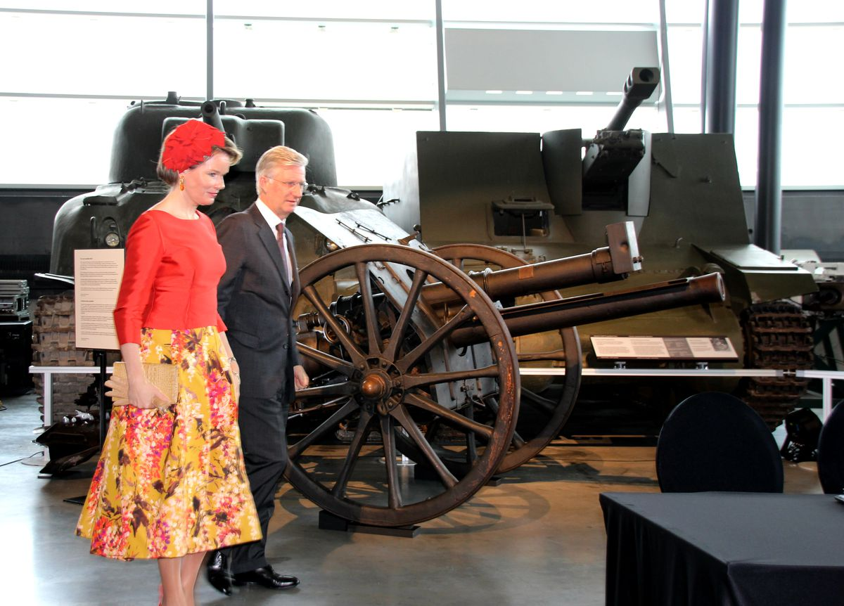 Belgium ships cannon back to Canada for WWI centenary commemorations YIMJSAUJS5HGBOUWKOAT5PXHPM