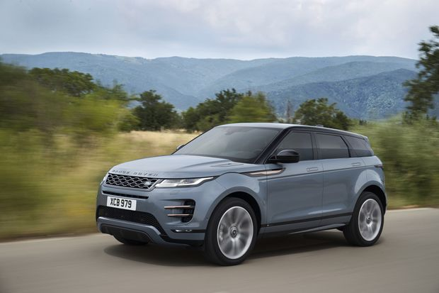 Review 2020 Range Rover Evoque Is Built For Off Roading Even In
