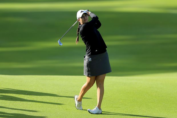Canadian golfers revel in home-field edge at CP Women's Open
