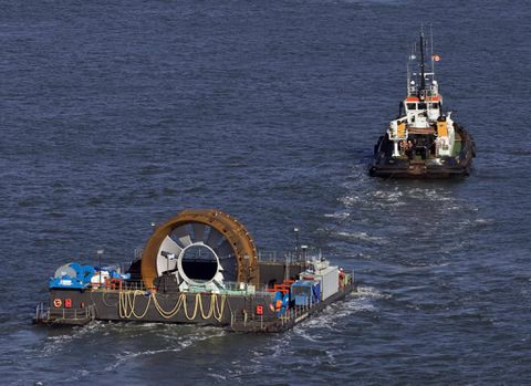 Bay of Fundy tidal power soon to be harnessed