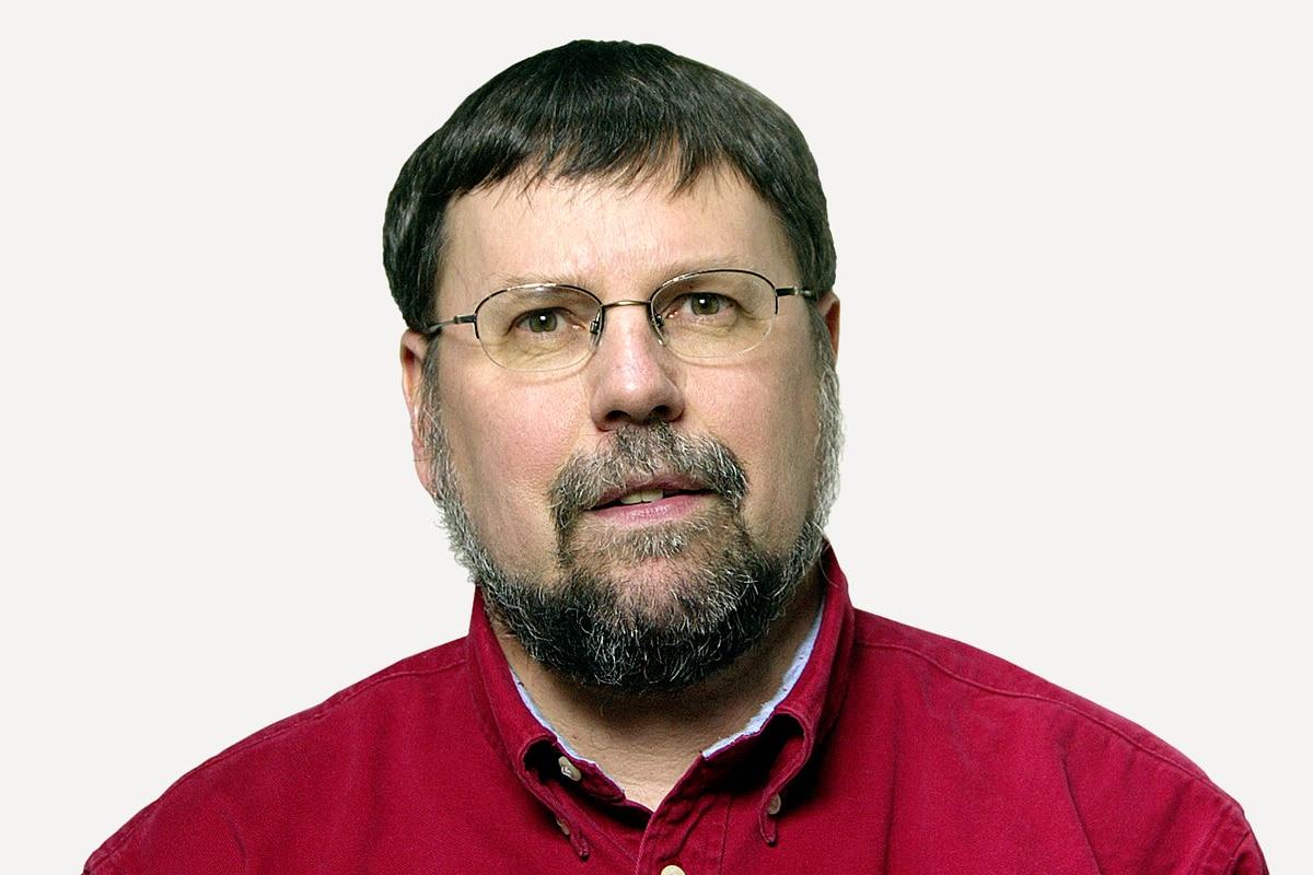 Rod Mickleburgh