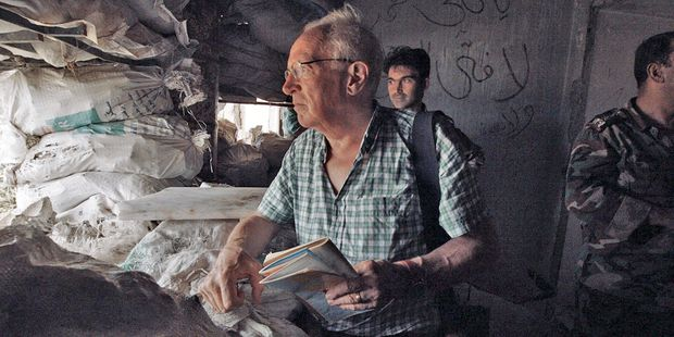 TIFF 2019: Documentary on Robert Fisk highlights how the foreign correspondent manages complex, grim realities