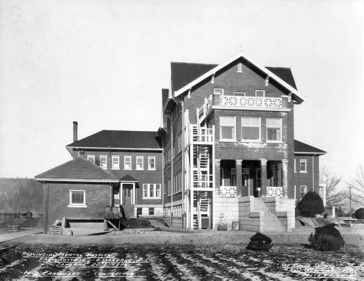 The Stride Studios, New Westminster, B.C. / City of Vancouver Archives