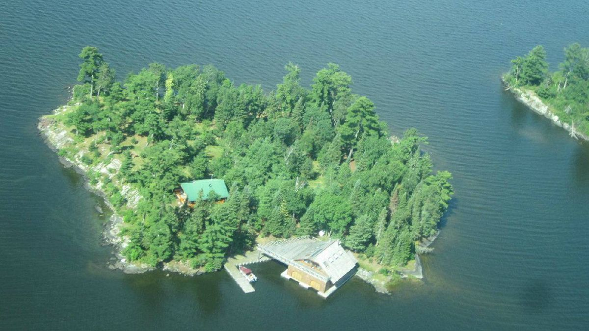 KENORA: G1533 South Shore Island, Kenora, ON P0X 1C0 Asking price: $795,000 This private island on Lake of the Woods offers an outpost camp feel.