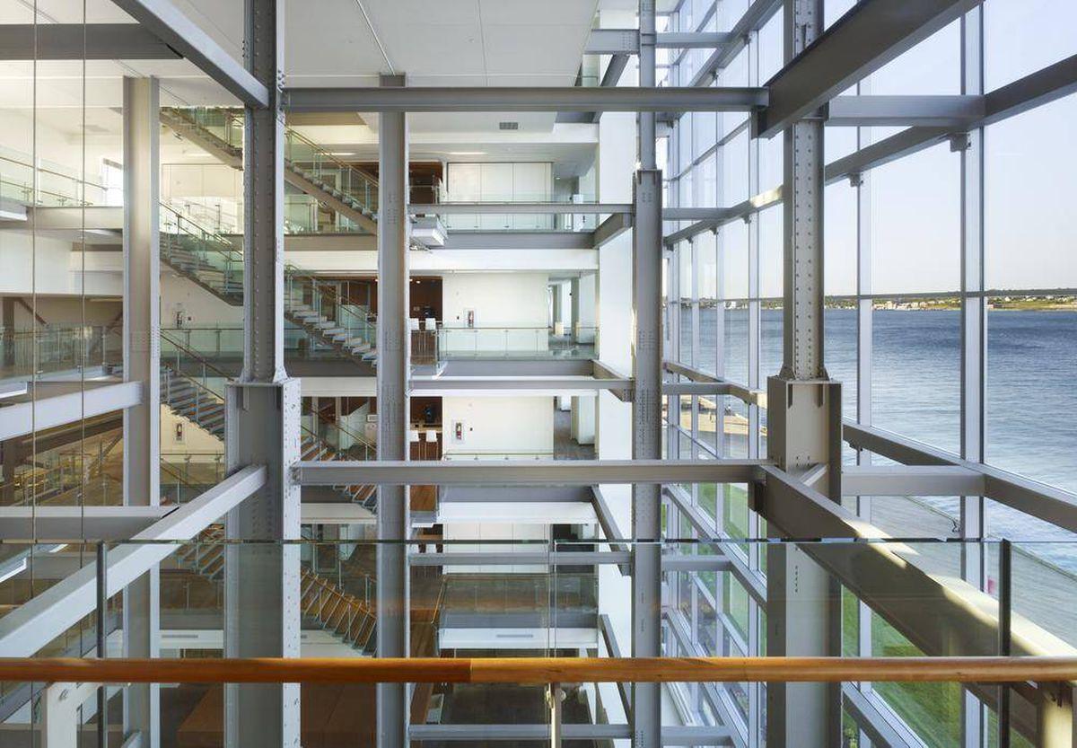 Courtesy of WZMH Architects