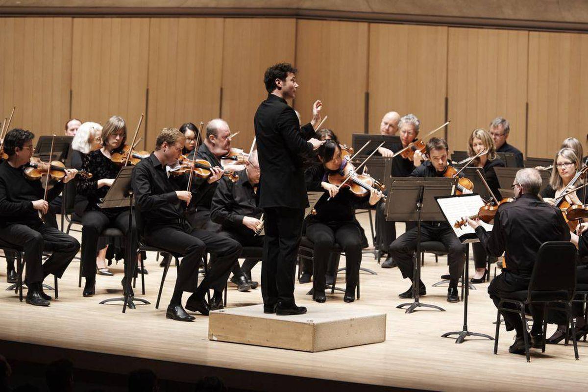 Toronto Symphony Orchestra Mozart Festival
