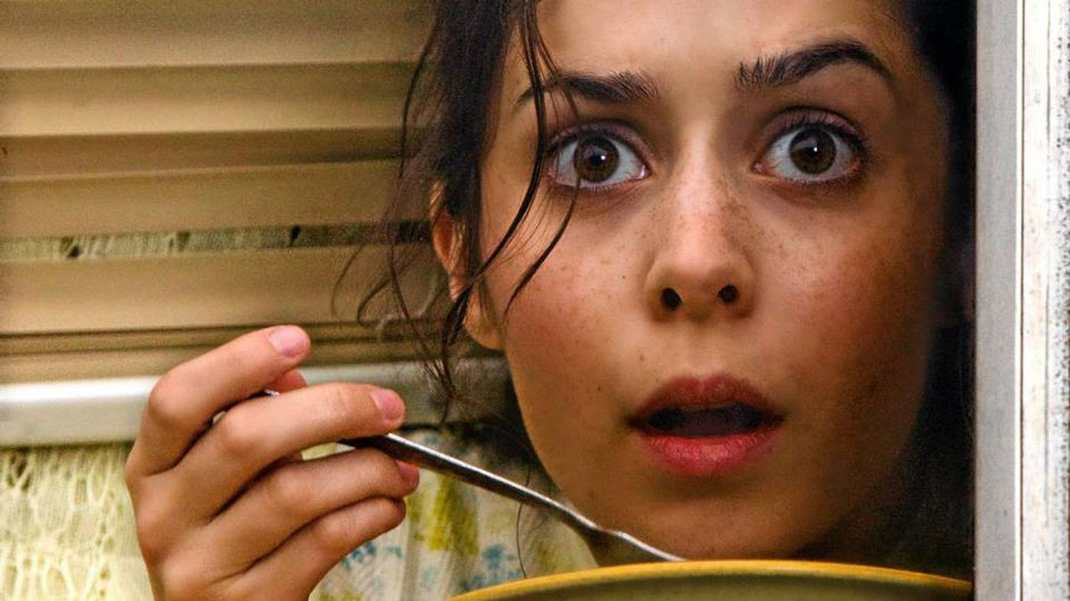 Cristin Milioti in a scene from Year of the Carnivore.