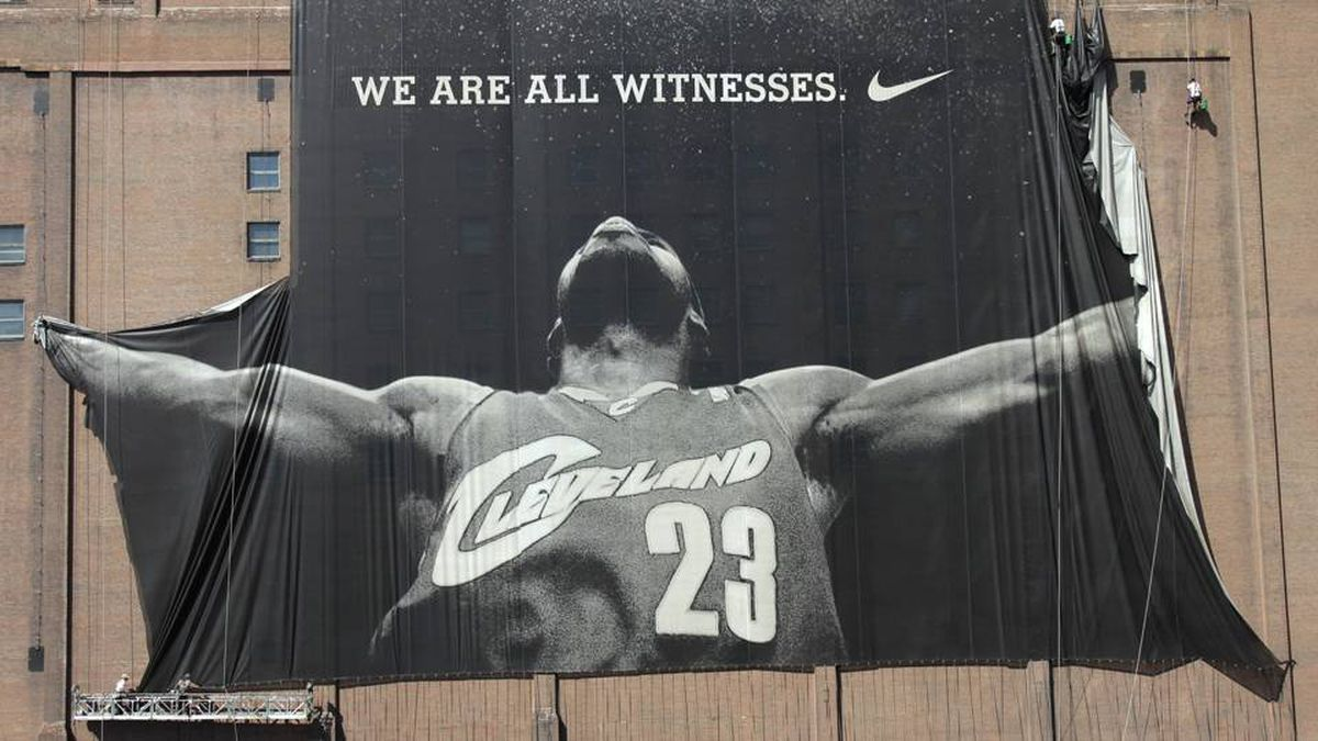 more photos dfd74 86a84 With unmatched talent and influence, LeBron James rules over the NBA