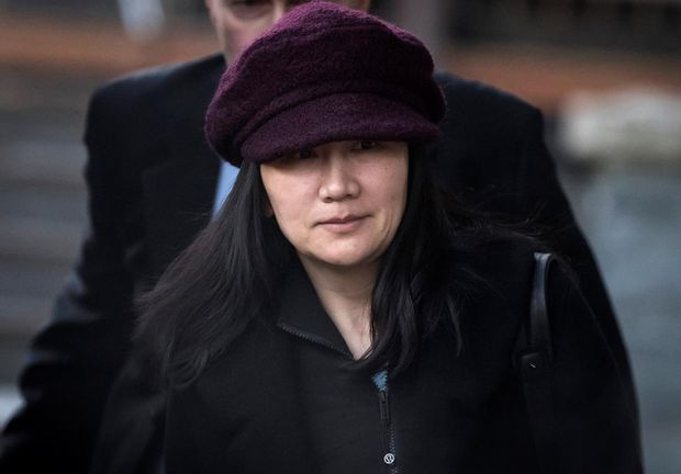 Huawei executive Meng Wanzhou files lawsuit alleging breach