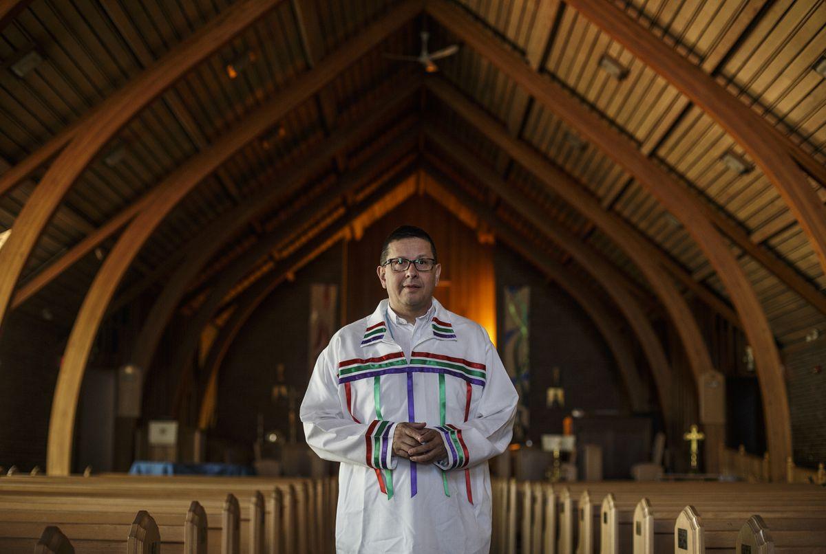 Cree pastor in Edmonton blends Indigenous and Christian beliefs