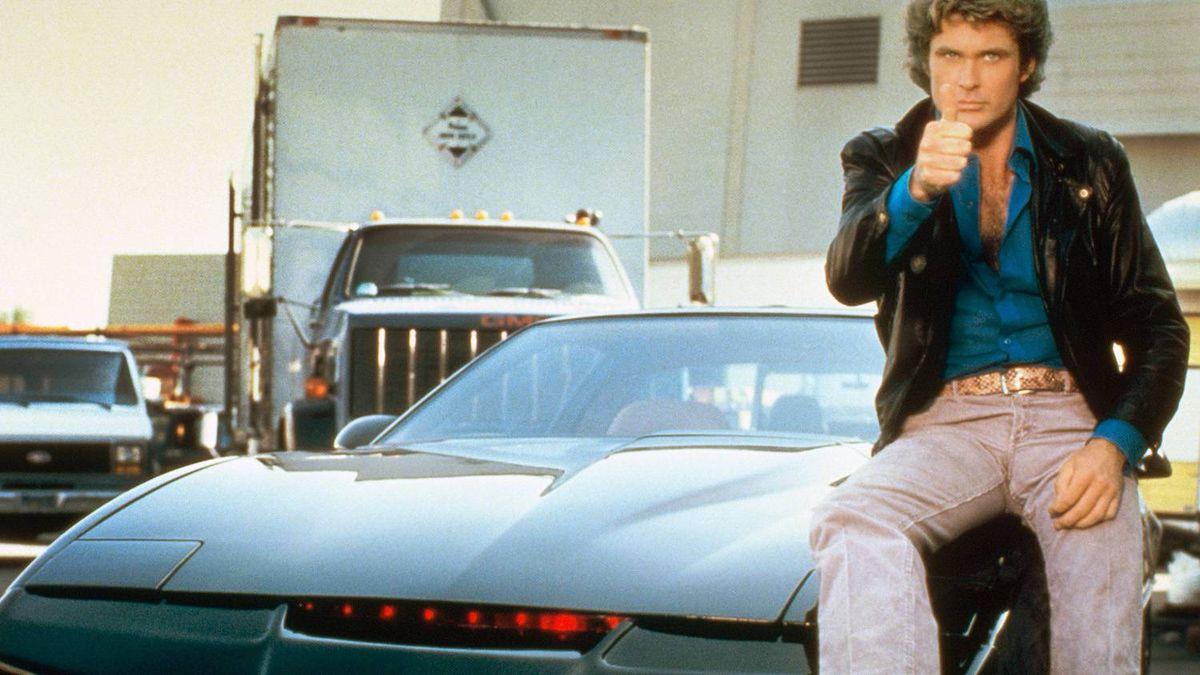 Fond memories of Knight Rider? Netflix will wreck them - The