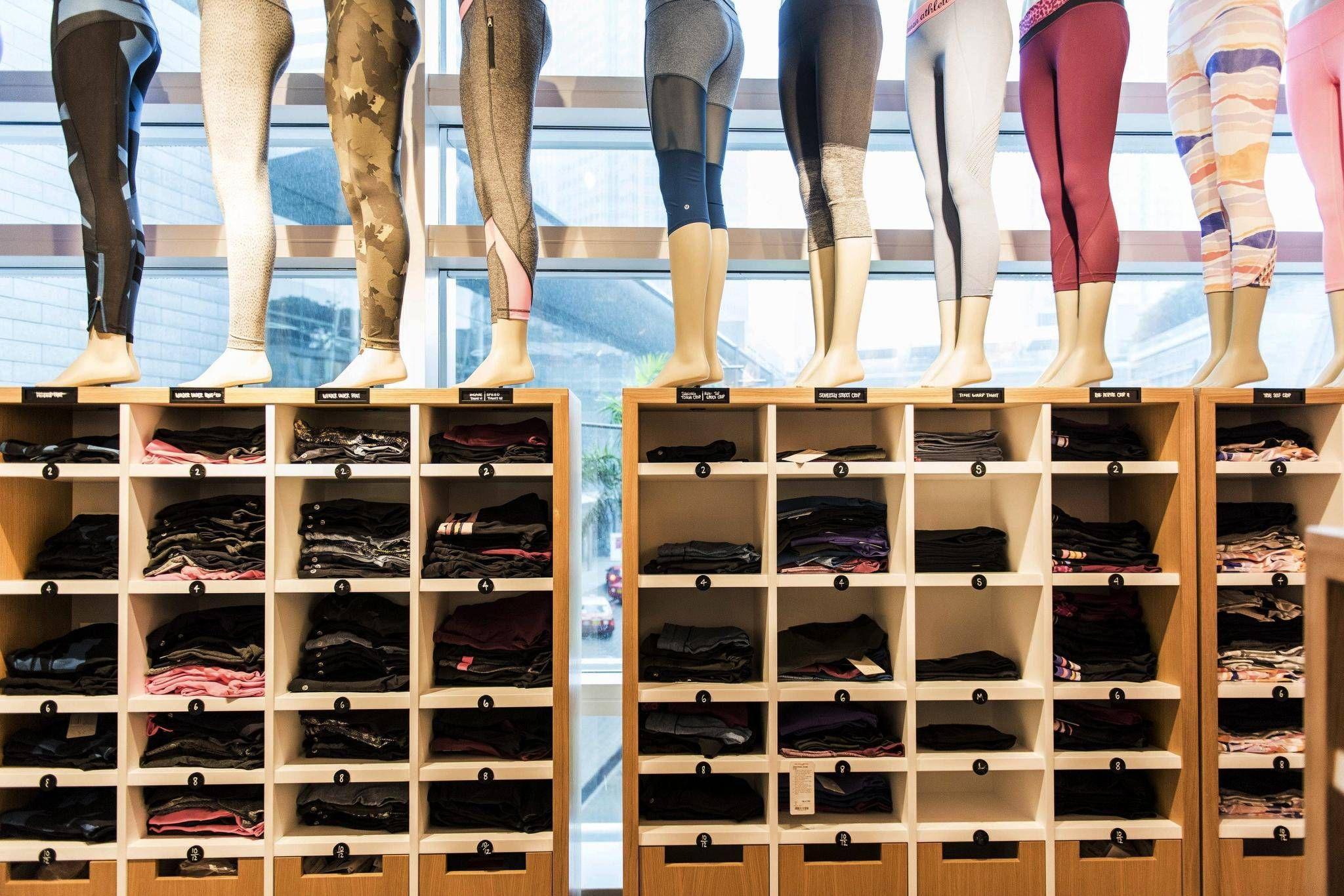 a0108b99463360 How Lululemon botched its sheer-pants controversy - The Globe and Mail
