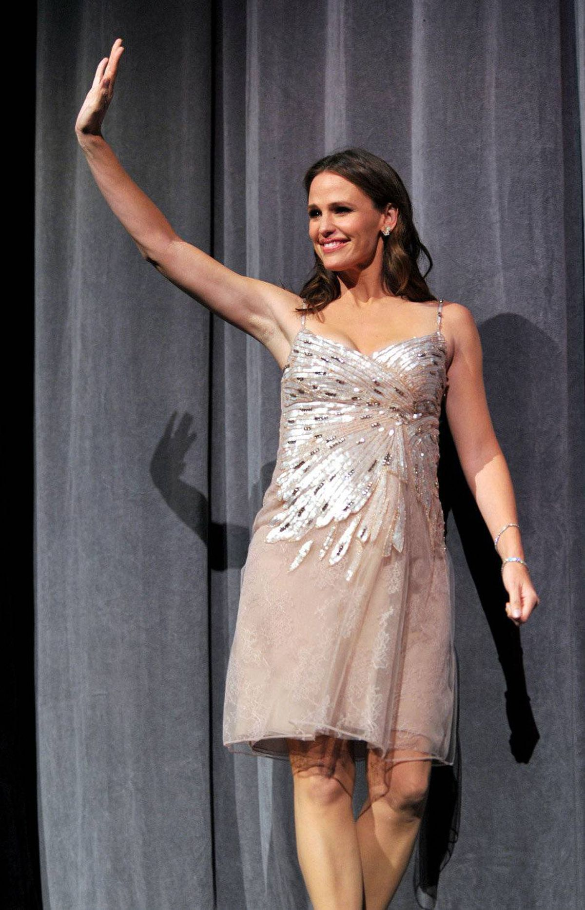 Actress Jennifer Garner attends the Butter premiere at Roy Thomson Hall during the 2011 Toronto International Film Festival on September 13, 2011 in Toronto.