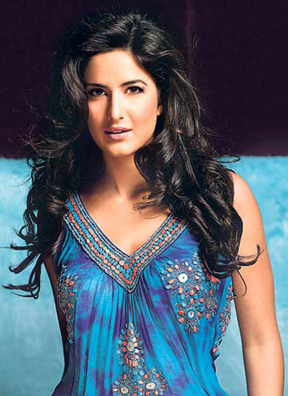 Katrina Kaif The return of the British to India was applauded when English-born Katrina Kaif joined Bollywood. Since she started in 2005, the actress and model has become a favourite despite only a handful of commercial hits. Her special niche: A magnetic on-screen presence mingled with a sweet off-screen innocence.