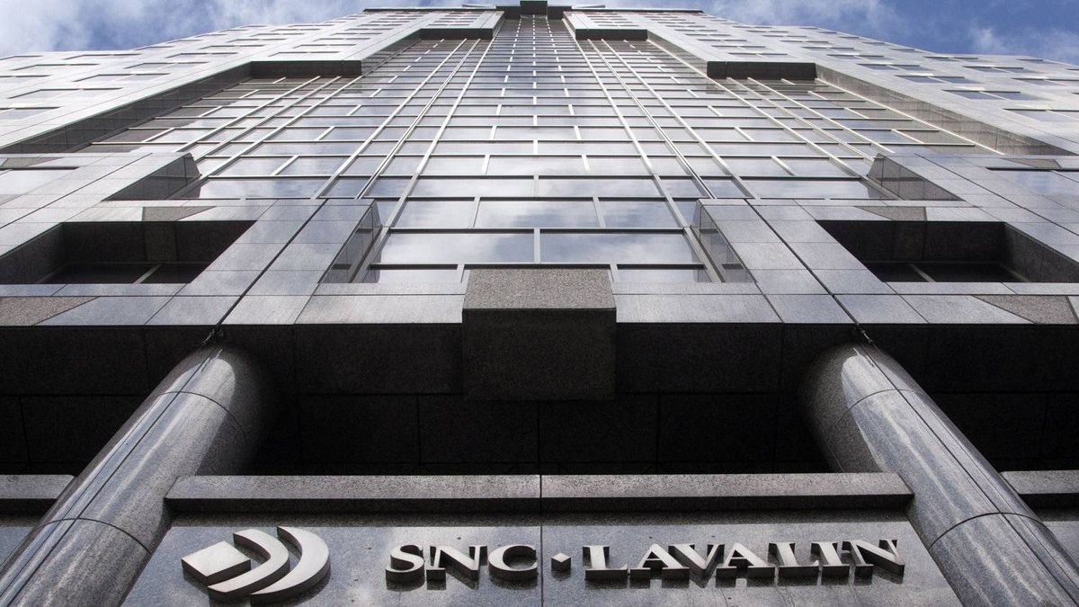 The Montreal offices of SNC Lavalin: Given its past ties to the Gadhafi regime, will it be welcomed back to the country?